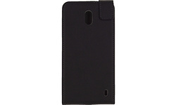 Mobilize Classic Gelly Flip Case Nokia 2 Black