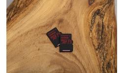 Kingston Canvas React MicroSDXC UHS-I 512GB