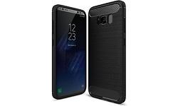 Pedea Carbon Case for Samsung Galaxy S8 Black