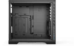 MetallicGear Neo ITX Premium Window Black