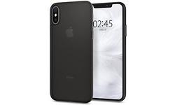 Spigen iPhone Xs Case Air Skin Black