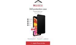 Zagg InvisibleShield 360 Protective Black Case Apple iPhone XS Max