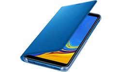 Samsung EF-WA750PLEGWW Wallet Cover Galaxy A7 2018 Blue