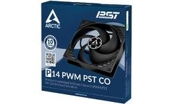 Arctic P14 Pressure Optimised 140mm PWM PST CO Black