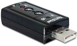 Delock Sound Adapter Virtual 7.1