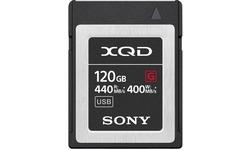 Sony High Speed XQD G 120GB