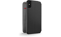 TwelveSouth SurfacePad Slim Leather Case for iPhone X Black
