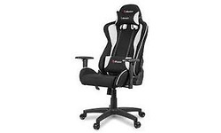 Arozzi Mezzo V2 Gaming Chair Fabric Black/White