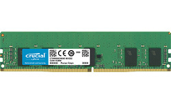 Crucial 8GB DDR4-2933 CL21 ECC Registered