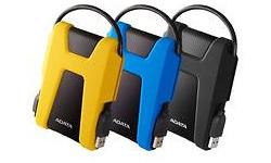 Adata HD680 1TB Yellow