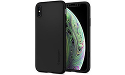 Spigen Thin Fit 360 Case Apple iPhone XS Black