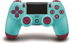 Sony Wireless DualShock 4 V2 Controller Berry Blue PS4