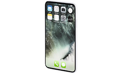 Hama Ultra Slim Backcover Apple iPhone X White