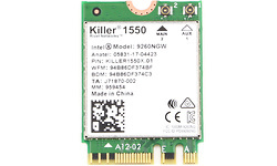 Rivet Networks Killer Wireless-AC 1550