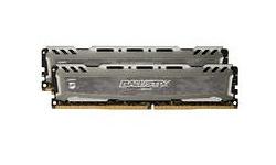 Crucial Ballistix Sport LT Grey 16GB DDR4-3000 CL16 kit