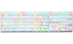 Ducky One DKON1708ST PBT RGB MX-Nature White (US)