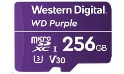 Western Digital Purple MicroSDXC UHS-I U3 256GB