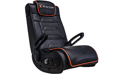 X Rocker Sentinel Floor Rocker 4.1 Black/Red