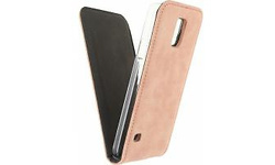 Mobilize Premium Magnet Flip Case Samsung Galaxy S5/S5 Plus/S5 Neo Soft Pink