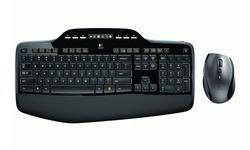 Logitech MK710 RF Black (BE)