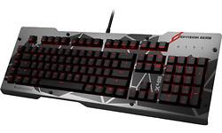 Das Keyboard Division Zero X40 Pro Gaming (US)