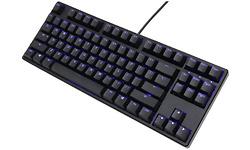 Ducky One DKON1687S Blue LED PBT MX-Blue Black (US)