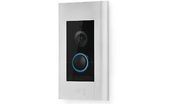 Ring Video Doorbell Elite Black/White