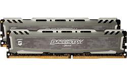Crucial Ballistix Sport LT Grey 16GB DDR4-3000 CL kit