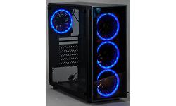 Sharkoon TG4 RGB Window Black