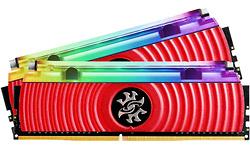 Adata XPG Spectrix D80 RGB Red 16GB DDR4-3200 CL16 kit