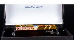 G.Skill Trident Z Royal RGB Gold 16GB DDR4-3200 CL14 kit
