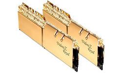G.Skill Trident Z Royal RGB Gold 16GB DDR4-3600 CL17 kit