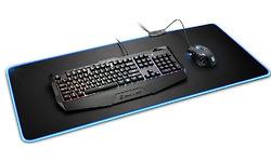 Sharkoon 1337 RGB XXL Black