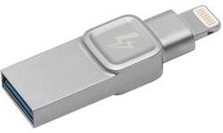 Kingston DataTraveler Bolt Duo 64GB Silver