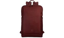 """Tucano Flat Backpack 13"""" Burgundy"""