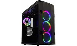 LC Power Gaming 998B USB3.0 Rambot Black