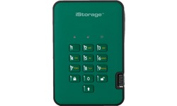 iStorage diskAshur 2 256GB Green