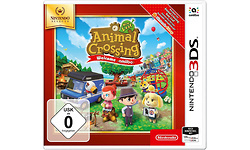 Animal Crossing: New Leaf Welcome amiibo Selects (Nintendo 3DS)