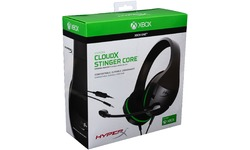 Kingston HyperX Cloud Stinger Core Black/Green