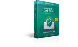 Kaspersky Anti-Virus Slim 3-devices 1-year