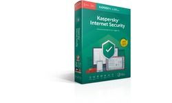 Kaspersky Lab Internet Security 2019 1-device 1-year