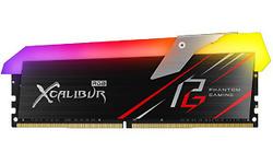 Team T-Force Xcalibur Phantom Black 16GB DDR4-3600 CL18 kit