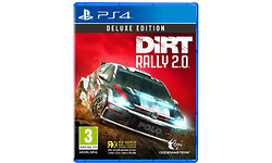 DiRT Rally 2.0 Deluxe Edition (PlayStation 4)