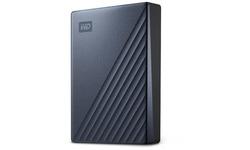 Western Digital My Passport Ultra 4TB Black/Blue
