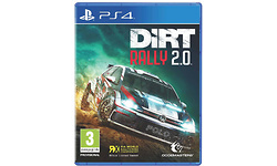 DiRT Rally 2.0 Day One Edition (PlayStation 4)