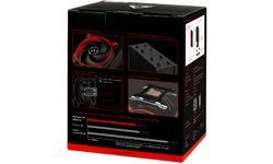 Arctic Freezer 34 eSports Black/Red