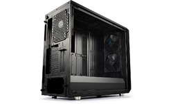 Fractal Design Meshify S2 Dark Tempered Glass Black