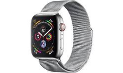 Apple Watch Series 4 4G 44mm Silver Sport Loop Silver