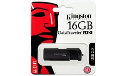 Kingston DataTraveler 104 16GB Black