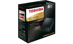 Toshiba Canvio For Desktop 3.5 5TB Black